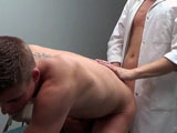 Gay Porn from frenchdudes - My-Dentist-Makes-Me-Hard-Climax