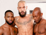 Gay Porn from NextDoorEbony - Card-Decks-And-Hard-Dicks