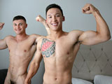 Gabriel-Jordan-First-Gay-Fuck-With-Alex-Griffen from gayhoopla