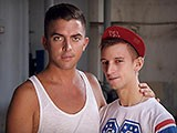 Gay Porn from spritzz - David-Versus-Goliath