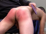 Gay Porn from SpankingStraightBoys - Matts-First-Spanking