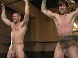 Gay Porn from boundgods - Christian-Wilde-Dylan-Knight-And-Scotty-Zee