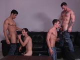 Gay Porn from MenDotCom - Im-Leaving-You-Part-5