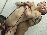 Gay Porn from jalifstudio - Lockerroom-Domination