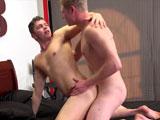 Gay Porn from brokestraightboys - Levi-Jackson-Fucks-Tanner-Valentino