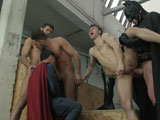 Gay Porn from MenDotCom - Batman-V-Superman-A-Gay-Xxx-Parody-Part-3