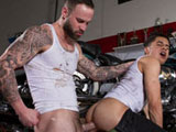 Gay Porn from HotHouse - Ride-It