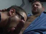 Gay Porn from MenDotCom - Janitors-Closet-Part-2