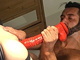 Gay Porn from CazzoClub - Submissive-Pig-Assplay