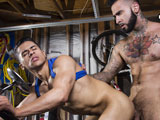 Gay Porn from badpuppy - Armond-Rizzo-And-Rikk-York