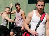 The-Hot-Gym-Guy from nextdoorbuddies