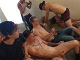 Gay Porn from FraternityX - Fratboy-Punishment