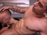 Gay Porn from brokestraightboys - Gage-Owens-Fucks-Junior-Fernandez