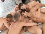 Last-Summer-In-Greece-Oral-Orgy from BelAmiOnline