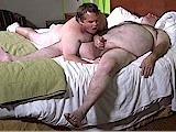 Gay Porn from ChubVideos - Daddy-Made-A-Man-Out-Of-Me