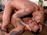 Gay Porn from TitanMen - David-Benjamin-Picks-Up-Jogger-Bennett-Anthony