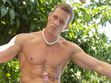 Gay Porn from islandstuds - Hung-Muscle-Daddy-Miller-Is-Back