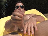 Speedo Jerk Off