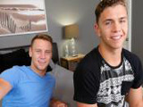 Gay Porn from BSB - Brandon-Evans-And-Tanner-Valentino