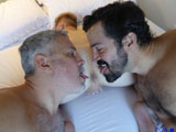 Gay Porn from MaverickMen - Little-Red-Riding-Cocks-And-The-Big-Bad-Dilfs-Part-1