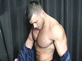 Gay Porn from joshuaarmstrong - Dressing-Gown-Hunk