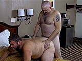 Gay Porn from ChubVideos - Work-That-Hole-Daddy