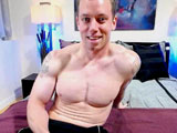 Gay Porn from straightoffbase - Adams-Webcam-Solo