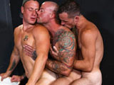 Sean Duran, Jimmie Slater and Saxon West