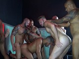 From RawFuckClub - Big-Sex-Club-Orgy-Part-1