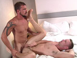 Gay Porn from MenDotCom - The-Third-Wheel-Part-3