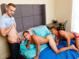 Gay Porn from nextdoorbuddies - Friends-Dont-Keep-Secrets