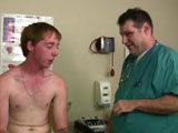 Gay Porn from collegeboyphysicals - Doc-Im-Missing-A-Nut-Part-1