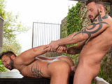 Gay Porn from RagingStallion - Hung-Country