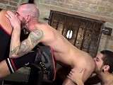 German-Piggy-Threesome - Gay Porn - CazzoClub