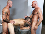 Gay Porn from menover30 - Glory-Hole-Birthday-Surprise