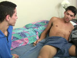 Gay Porn from boygusher - Ive-Got-A-Flight-To-Catch-Part-1