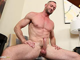 Gay Porn from ChaosMen - Toby-Jacobs-Solo