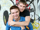 Gay Porn from brokestraightboys - Rowan-And-Ronan-Fuck-Raw
