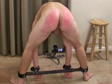 From SpankingStraightBoys - 18-Bound-And-Spanked