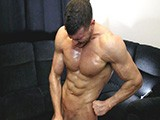 Gay Porn from joshuaarmstrong - Slap-The-Muscle-Eat-My-Cum