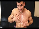 Gay Porn from joshuaarmstrong - Cocky-Muscle-Cum-Edge