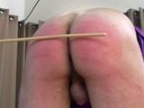 Gay Porn from SpankingStraightBoys - Caning-Travis