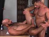 Gay Porn from TitanMen - Eric-Nero-And-Bruce-Beckham-Flip-fuck