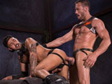 Gay Porn Video from Raging Stallion - Wasteland