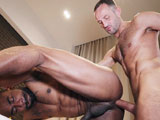 Gay Porn Video from TimTales - Vadim Barebacks Santiago