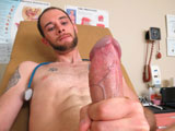 Gay Porn from collegeboyphysicals - Dr-Lee-Licks-His-Own-Dick-Part-3