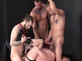 Gay Porn from RawAndRough - Patricks-Gang-Bang