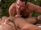 Gay Porn from TitanMen - Daddies-Dirk-Caber-And-Anthony-London