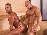 Micah-Brandt-And-Sean-Zevran - Gay Porn - HotHouse