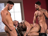 Gay Porn from RagingStallion - High-N-Tight